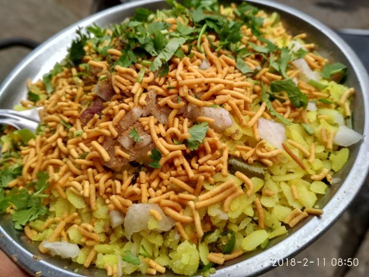 Poha - The famous breakfast of MP