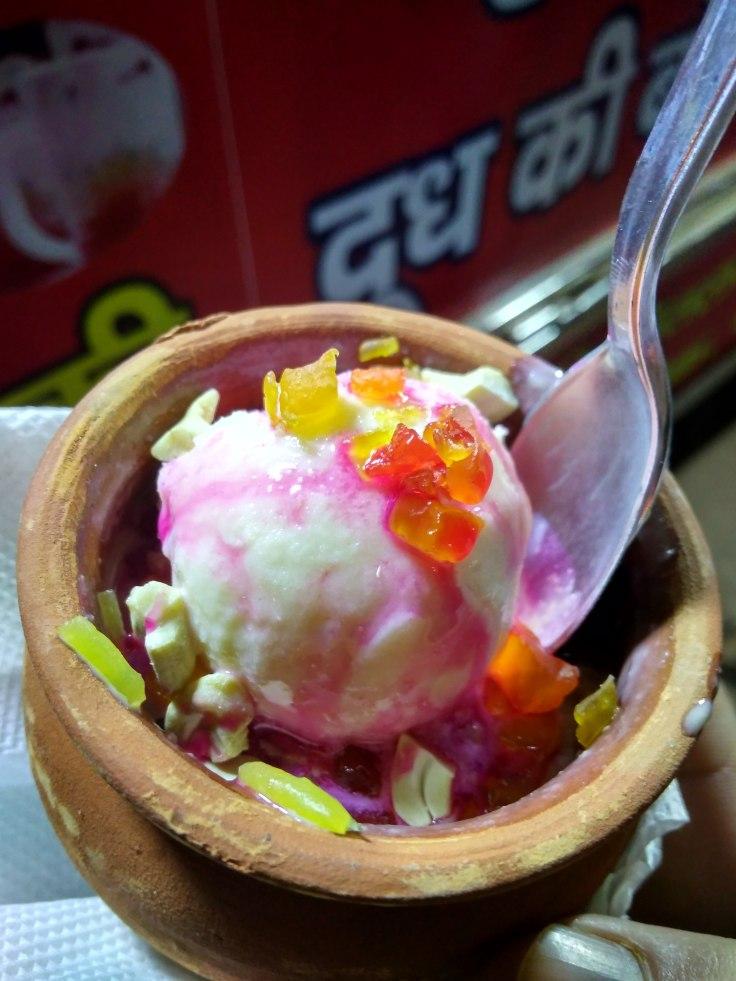 Falooda Ice Cream in Gwalior