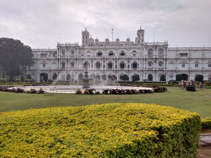 Palace in Gwalior
