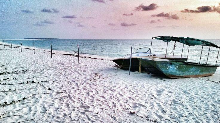 Lakswadeep Islands Beach