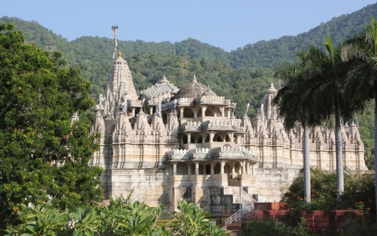 Jain Temple in Ranakpur