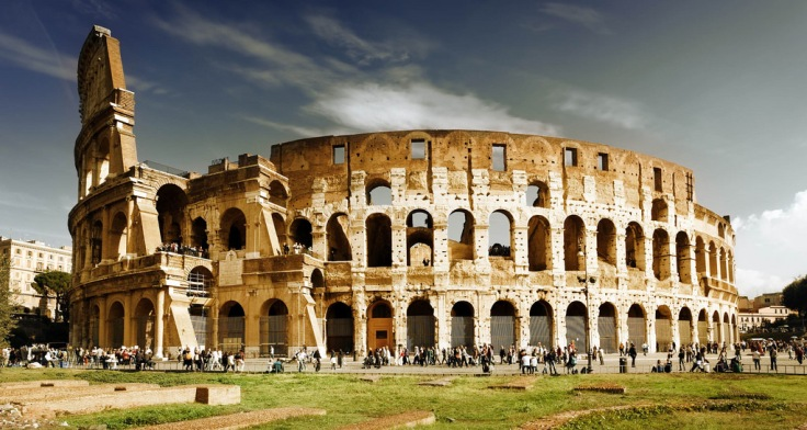 Colosseum - Rome_Italy