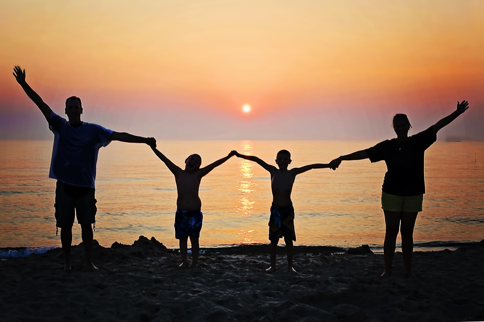 Image result for Strengthen your family bond by organizing a trip to a resort.