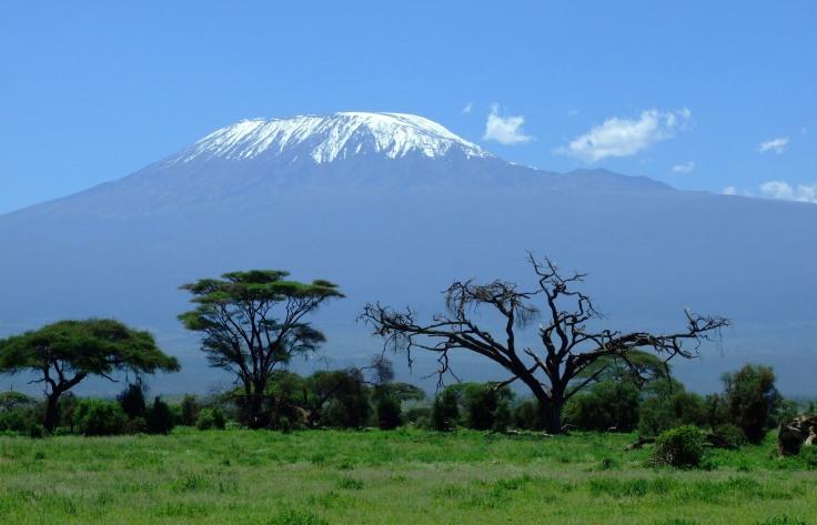 Mt. Kilimanjaro in Africa