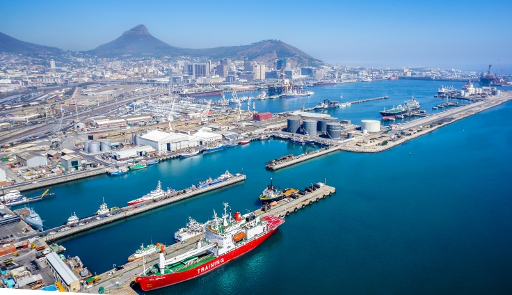 Port of Cape Town