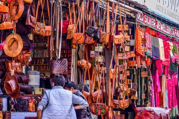 Handicraft Market in Udaipur