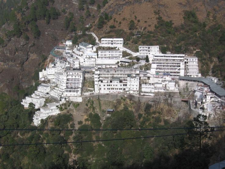 Vaishnodevi Temple
