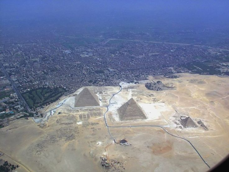 Great Giza Pyramid Complex