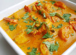 Chungdi Malai - Prawn Curry